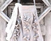 Women's Shoulder Bag for Spring or Summer, Sweet Tea Canvas Natural Casual Shoulder, Travel  Tote