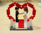 "Lego decoration box set ""In Love"""