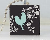 No. 154 - Two Birds in a Tree Pendant