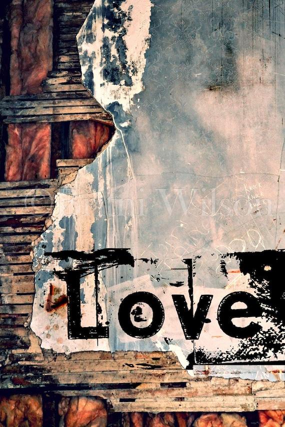Life and Love. 8x12 Fine Art Print