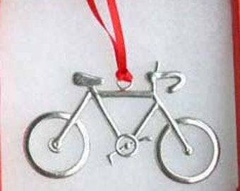 Bicycle Gift - Road Bike Ornament