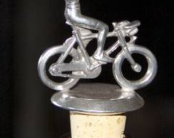 Bicycle Gift - Victory Wine Cork - Female
