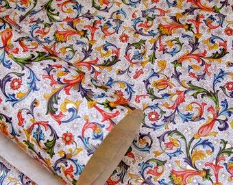 Traditional Florentine Paper - 9x12 - Qty:4