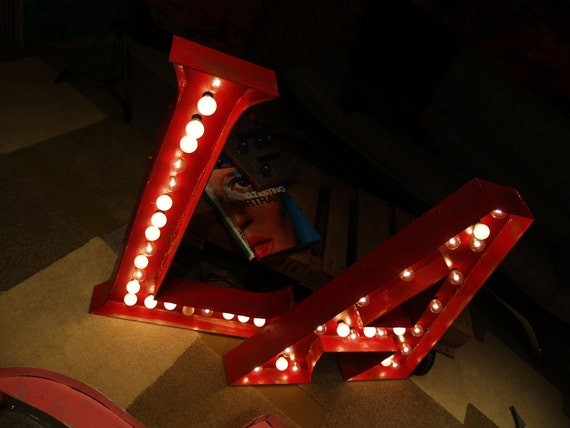 giant marquee letters items similar to large marquee letter bulb 14126 | il 570xN.298786098