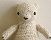 Walter- a polar bear