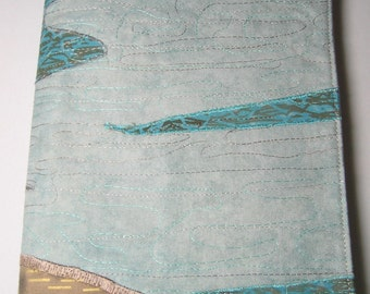 Water reflections 3 journal cover