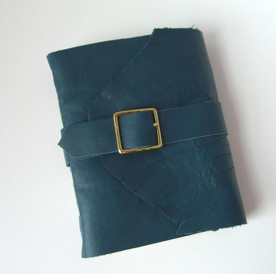 Indigo Blue Travel Journal