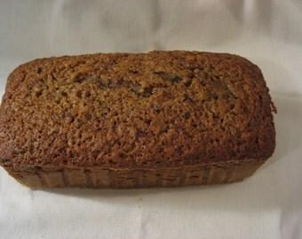 Home made Pumpkin Bread, (2) loaves