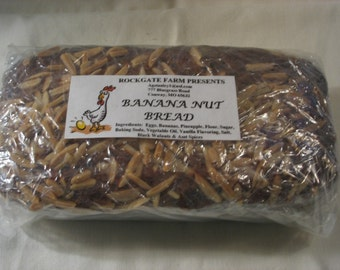 Banana Bread...With Nuts, or Without