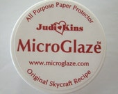 Microglaze 1 oz, protect your Graphc Images printed with Ink Jet Printers - Seal  (01-03-155)