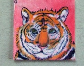 Tiger Inch Drawing