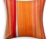 Marimekko Throw Pillow Cover - Matkalle Maalle Orange
