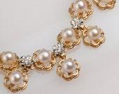Pearl & Diamond Princess Bracelet