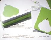 Bright Pear Job Seekers Correspondence Kit