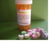 Prescription For Love Card - Custom