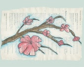 Art Print- Blossoms - 5x7
