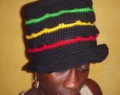 One Love Reggae Funk Hat