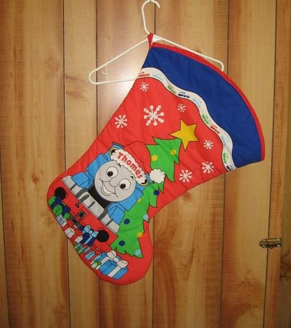 Thomas The Tank Engine Christmas Stocking Huge