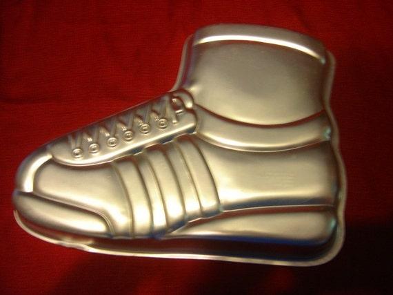 Sneaker Cake Pan Wilton