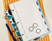 Planner Printables. 5.5 x 8.5 Student Planner.  Student Life. Instant Download.