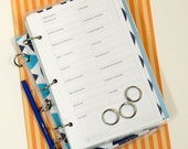 Planner Printables. 5.5 x 8.5 Home Management. Home Life. Instant Download.