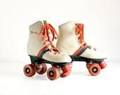 RESERVED - Vintage Tri-Star Roller Skates