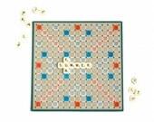 Vintage Travel Scrabble Game