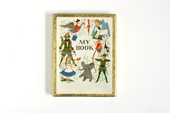 Vintage Fairy Tale Bookplates