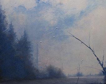 oil painting landscape blue - page 18