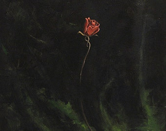 oil painting still life Rose flower - page 82