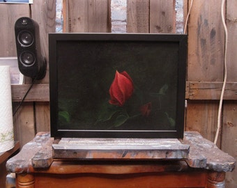 Another Cure, original flower oil painting