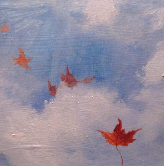Landscape oil painting - Ever Go