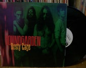 Soundgarden - Rusty Cage Single - Vinyl Record