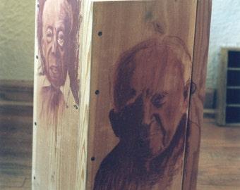 Aged Lumber