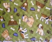 Fleece Blanket - Dog Theme