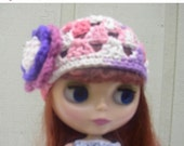 ON SALE Blythe Cloche/Hat Cotton