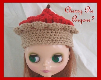Cherry Pie Blythe Hat