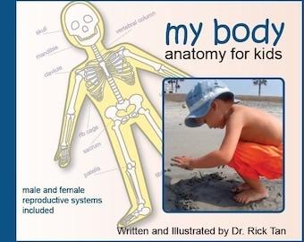 Anatomy for Kids eBook