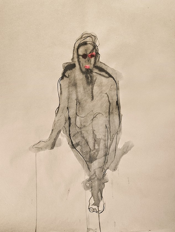 Figure drawing 51 by Liva