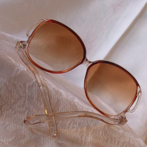 Vintage SOLARMATE Nonprescription BIG Sunglasses