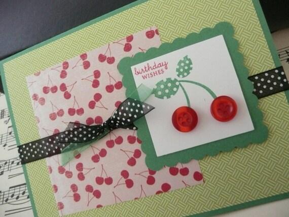 Cherry Birthday Wishes