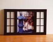 Shoji Picture Frame - 8 x 10 Expresso