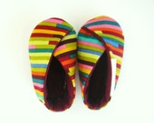 SALE - Piggy Toes Another Iota Fall in Line Baby Shoes