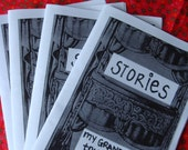 Stories My Grandma Told Me Zine