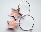 Dancing Stars Earrings Reserved for tedpennings