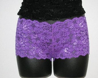 Stretch Lace Boy short