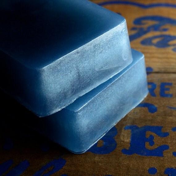 Saltwater Soap, Handmade Glycerin Soap, Ocean Water, Salt Air