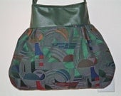 Frank Lloyd Wright fabric purse