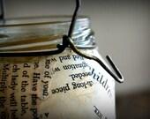 upcycled jar lantern