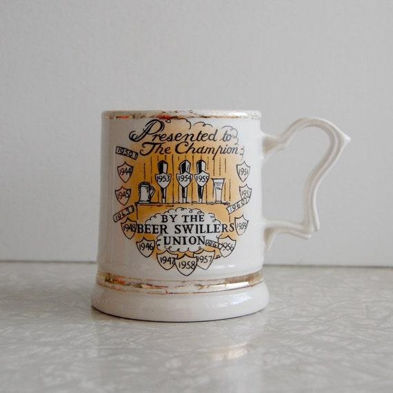 Beer Swillers Union mug